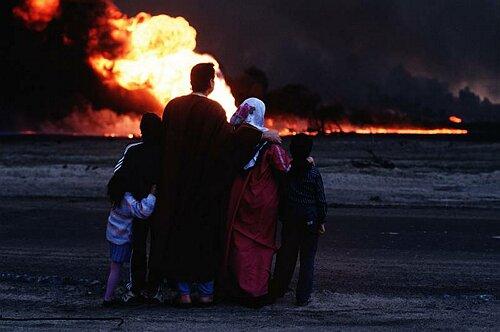La Guerra del Golfo Persico (1990-1991)