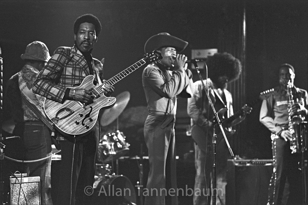 Buddy Guy and Junior Wells Chicago Blues Festival 1964