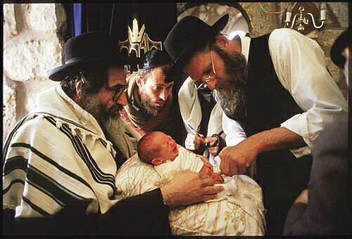 Jewish adult circumcision style